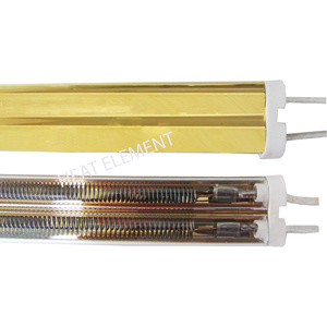 230V 4200W Golden 8 Standrad Short Wave IR Emitter pictures & photos