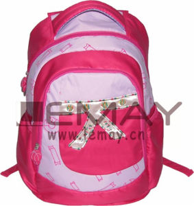 Hot Girls Stripes Day School Bag pictures & photos