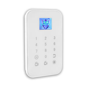 TFT Screen Panel Burglar Wireless GSM Home Alarm System pictures & photos