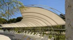 Popular Membrane Structure for Amusement Bar pictures & photos
