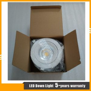 Commercial Ceiling Lighting 30W COB LED Downlight with 5years Warranty pictures & photos