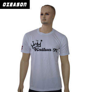 High Quality Wholesale Oversize Printing Press OEM Bulk Polo Tee Shirt pictures & photos