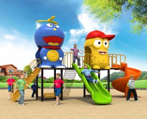 Niuniu Children Commericial Playground Outdoor Kids Activities pictures & photos