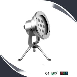 Hot Fashion 9W/27W IP68 Waterfall LED Underwater Lighting pictures & photos