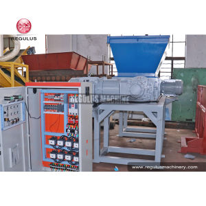 Scrap Tire Shredder for Recycling Waste Tyre pictures & photos