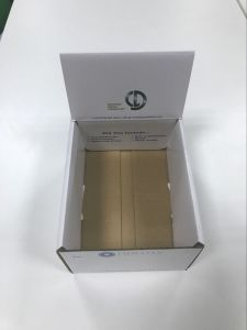 Corrugated Cardboard Color Display Box pictures & photos