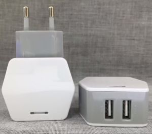 OEM Factory Dual USB Travel Charger pictures & photos