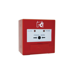 Hot Sale 2 Wired Bus Intelligent Addressable Fire Alarm System pictures & photos