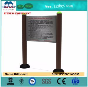 Park Equipment Instruction Board From China Supplier pictures & photos