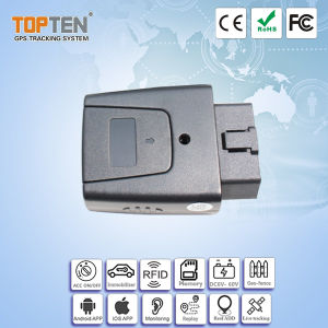 OBD GPS Real Time Car Vehicle Tracking with Engine on Alarm (TK208-ER) pictures & photos