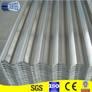 Warehouse Structure Corrugated Galvanized Steel Roof Sheet pictures & photos