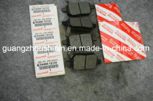 Factory Disc Brake Pad 04466-12130 for Toyota pictures & photos