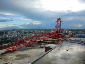 SGS Certified Topkit 5518 Tower Crane