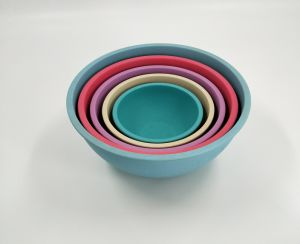 Colorful High Quality Bamboo Fiber Tableware Combination Series (BC-CS1014) pictures & photos