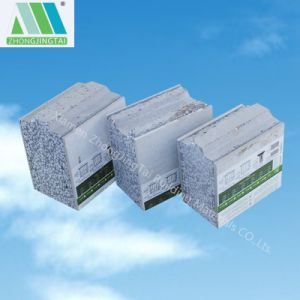 Easy Installation Energy Saving Building Material EPS Sandwich Wall Panel pictures & photos