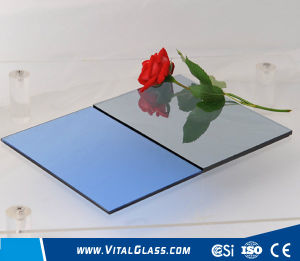 4mm, 5mm, 6mm, 8mm, 10mm Dark/Ford Blue Float Glass Stained/Tinted Float Glass pictures & photos