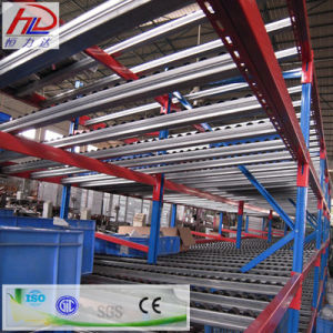 ISO Approved Heavy Duty Warehouse Pallet Flow Rack pictures & photos