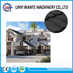 Colorful Water Resistance Stone Coated Metal Nosen Roof Tile pictures & photos