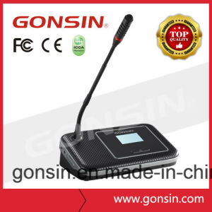 Gonsin Dcs-1021 Wireless Congress System pictures & photos
