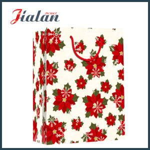Custom Design Logo Made Printed Cheap Fashion Paper Wedding Bag pictures & photos