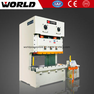 C Frame Double Crank Metal Punching Stamping Press (JH25) pictures & photos