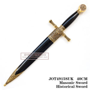 The Crusades Knight Dagger Historical Dagger Home Decoration 40cm Jot4915suk pictures & photos