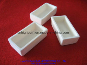 Various Sizes Refractory Ceramic Boat for Laboratory pictures & photos