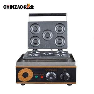 Hot Sale Automatic 5 Pieces Commercial Electric Donut Maker pictures & photos