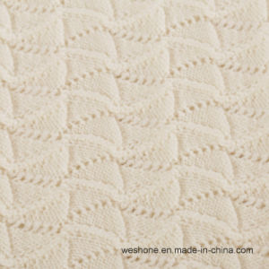 2017 New Design Luxury Super Soft Machine Washable Merino Wool Blanket pictures & photos
