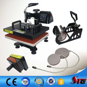 Multifunction Combo 5in1 Heat Press Machine pictures & photos