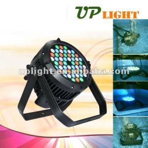 Hot Sale 54PCS 3W LED PAR Light Waterproof Stage Light pictures & photos