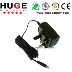 3.7V 1A England Type 18650battery Charger pictures & photos