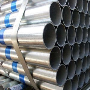 BS1387 Threaded Galvanized Steel Pipes for Watersuply pictures & photos
