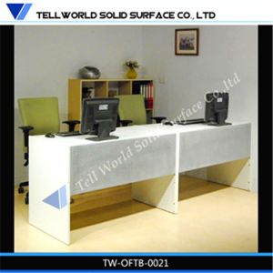 White Office Desk Set for Office pictures & photos