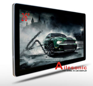 26-Inch Ditigal LCD Panel Video Media Player, Advertising Player, Digital Signage Display pictures & photos