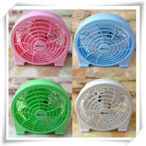USB Mini Silent Desk Fan for Promotion pictures & photos