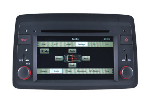 Windows Ce Ar DVD Player for FIAT Panda with GPS Navigation Hualingan pictures & photos