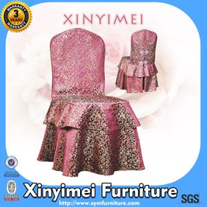 Jacquard Chair Cover (XY174) pictures & photos