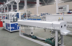 PVC Double Cavity Plastic Pipe Production Line / Making Line / PVC Pipe Extrusion Line pictures & photos