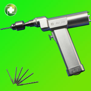 High Speed High Torque Low Noise Cannulated Drill Small Animal Veterinary Surgeon Veterinarian Surgery pictures & photos