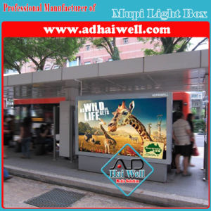 City Bus Shelter Light Box Board pictures & photos