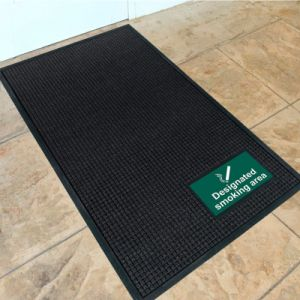Custom Personalized Customized Sublimation Printing/Printed Logo Promotional/Promotion Advertising Welcome Entrance Doormats Rugs Carpets Floor Door Mats pictures & photos