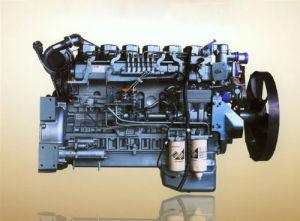Sinotruk HOWO Euro 2 Engine (WD615) pictures & photos