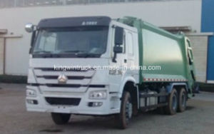 Sinotruk Brand 22m3 Compactor Garbage Truck pictures & photos