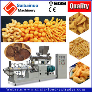 Snack Maker Snack Manufacturing Machine pictures & photos