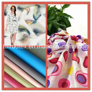 Polyester Pongee with Printing Design for Garment pictures & photos