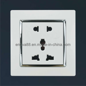 13A Multifunction Socket with 1gang 16A Universal Socket