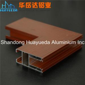 Powder Coated Aluminium Profiles/Aluminum for Sliding Windows pictures & photos
