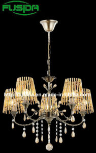 European Style Chandelier Lamp, Pendant Lighting in China (d-9318/5) pictures & photos