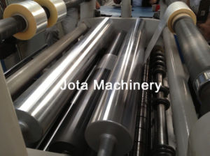 Automatic Plastic Slitting Rewinding Machine (JT-SUR-1300) pictures & photos